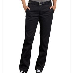 Dickies women's black pants